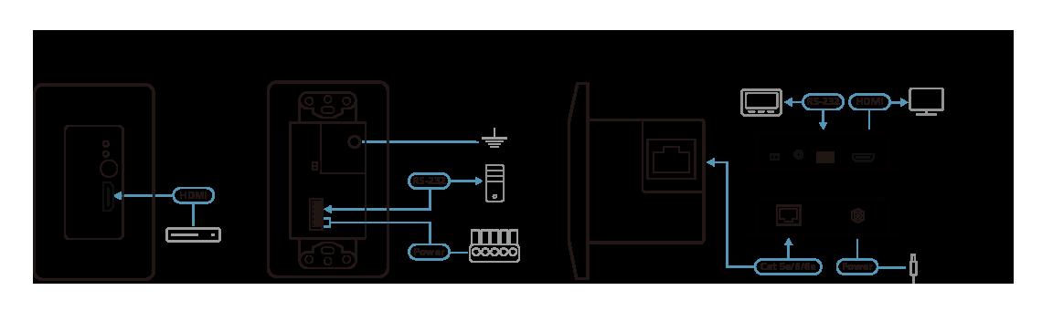 VE1801AUST Diagram