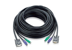 Cable KVM PS/2 de 20 m