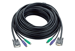 Cable KVM PS/2 de 40 m