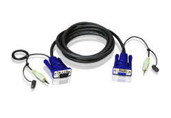 Cable VGA de 1,8 m con audio