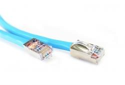 HDBaseT対応製品専用カテゴリ6 STP単線ケーブル