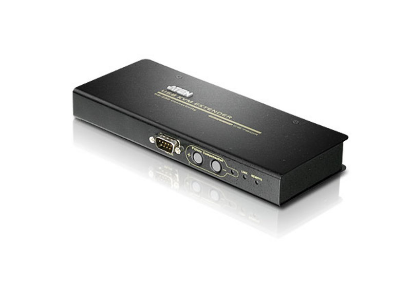USB VGA/Audio Cat 5 KVM Extender (1280 x 1024@200m)-2