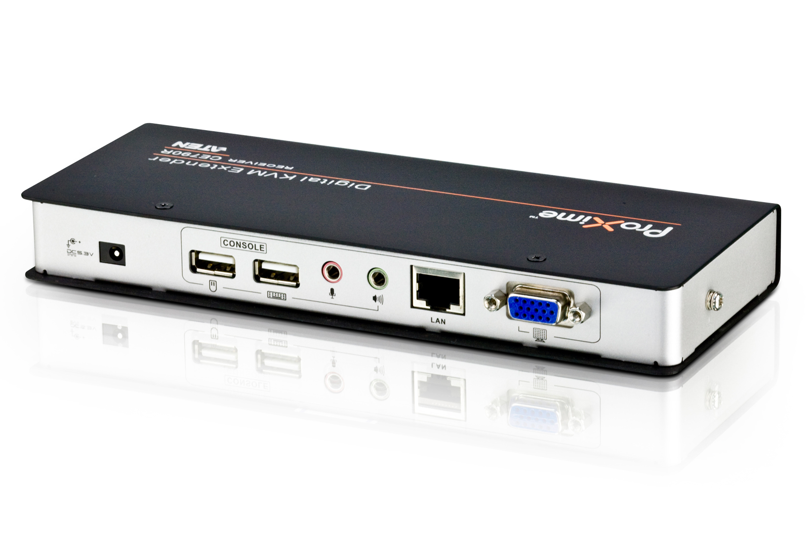 Digital USB Console Extender w/ Audio Support (Reciever)-4