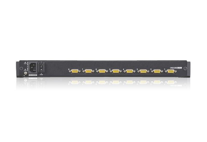"19"" LCD KVM Switch-2"