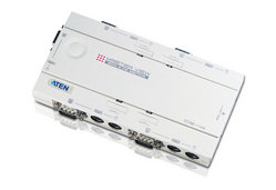 4-Port PS/2 KVM Switch