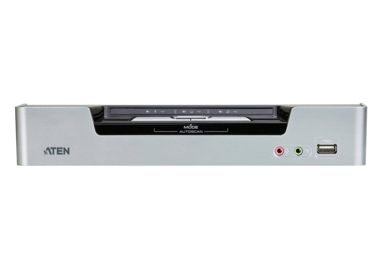 2端口USB DVI双屏幕KVMP™多电脑切换器-3