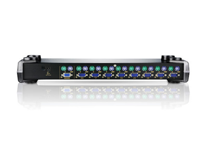 Switch KVM 8-Portas PS/2-2