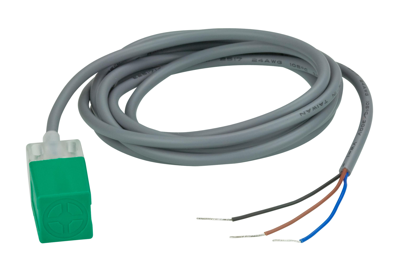 Sensor indutivo de proximidade de porta-1