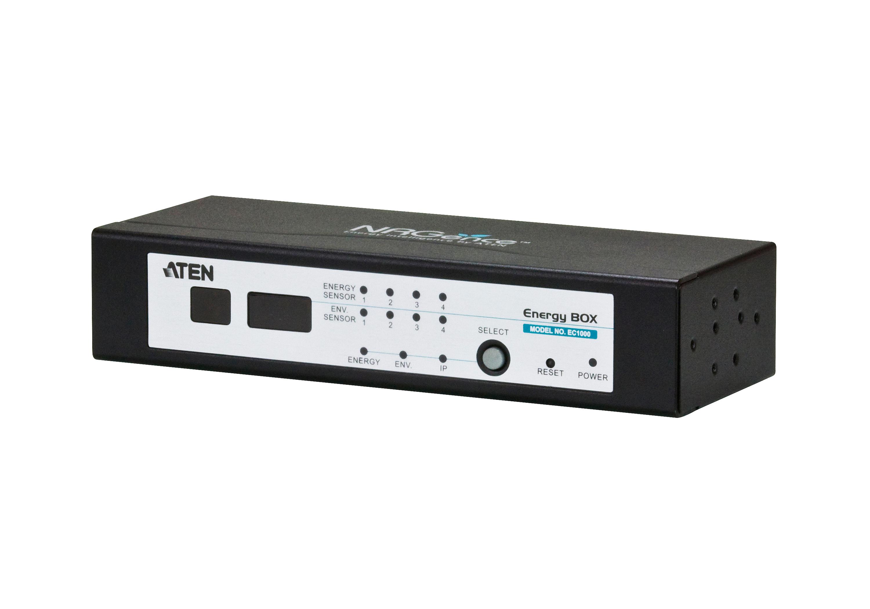 Caja de potencia con supervisión de potencia en tiempo real-1