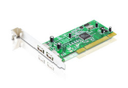 2-Port USB 2.0 PCI Card