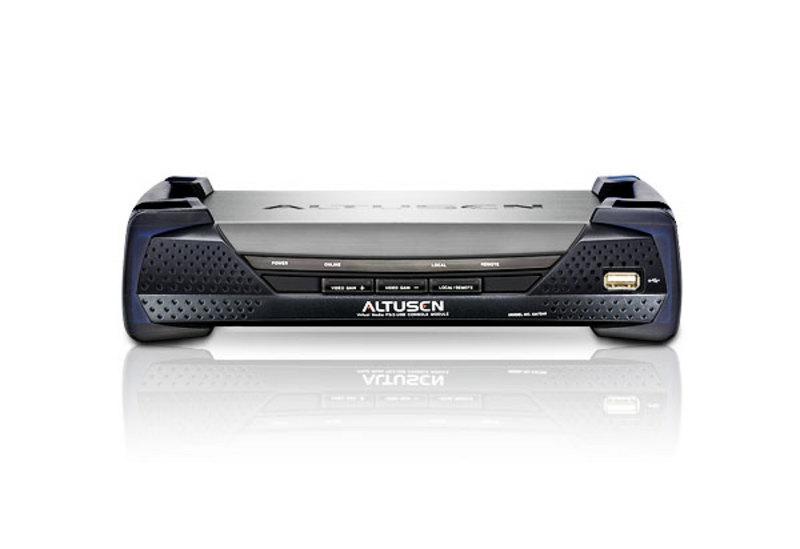 PS/2-USB VGA Virtual Media Console Module-3