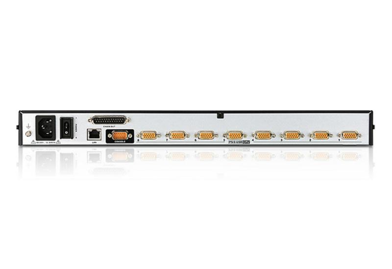 8端口KVM over IP远程电脑管理方案-2