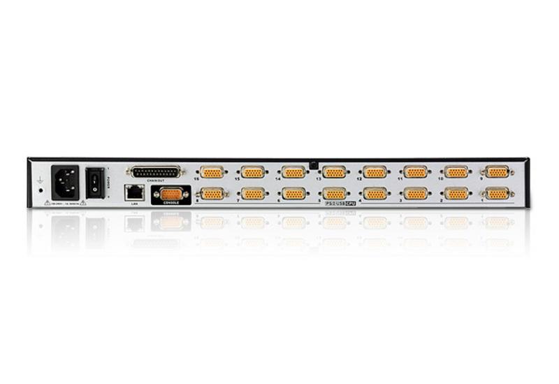 16端口KVM over IP远程电脑管理方案-2