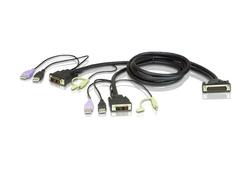 Kabel DVI KVM