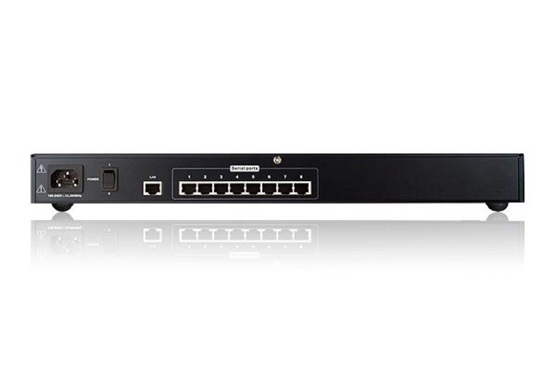 Unidad serie sobre IP de 8 puertos-2