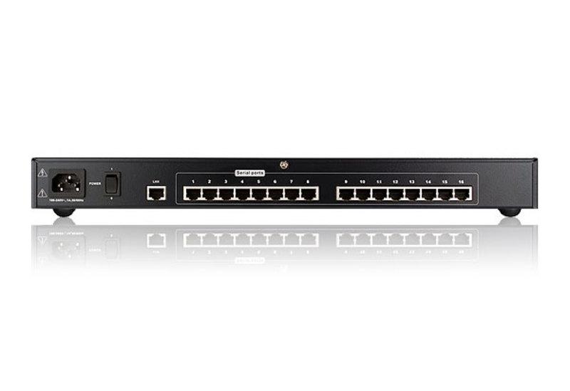 16-Port Serial Console Server-2