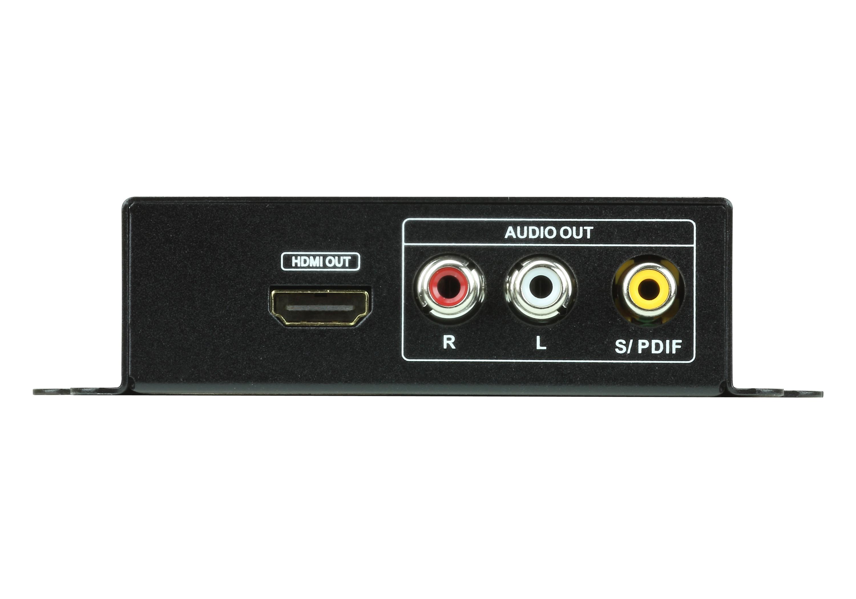 Convertidor 3G-SDI a HDMI/Audio-2