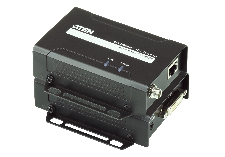 DVI HDBaseT-Lite信号延长器 (1080p@70m) (HDBaseT B级)-1