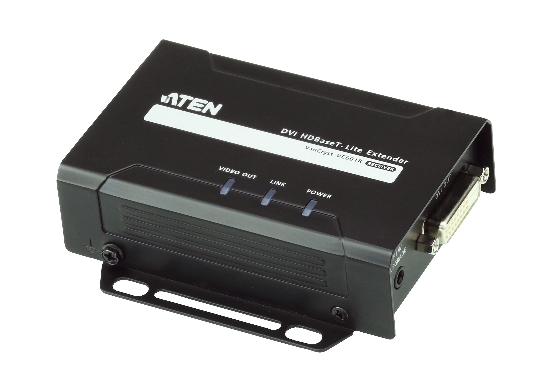 Recetor DVI HDBaseT-Lite (1080p a 70m) (HDBaseT Classe B)-1