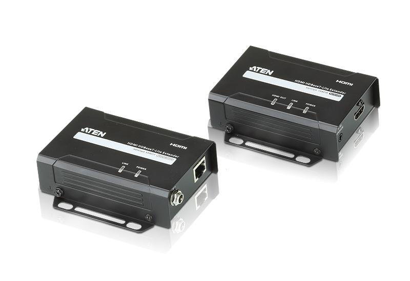 HDMIツイストペアケーブルエクステンダー(4K対応)-1