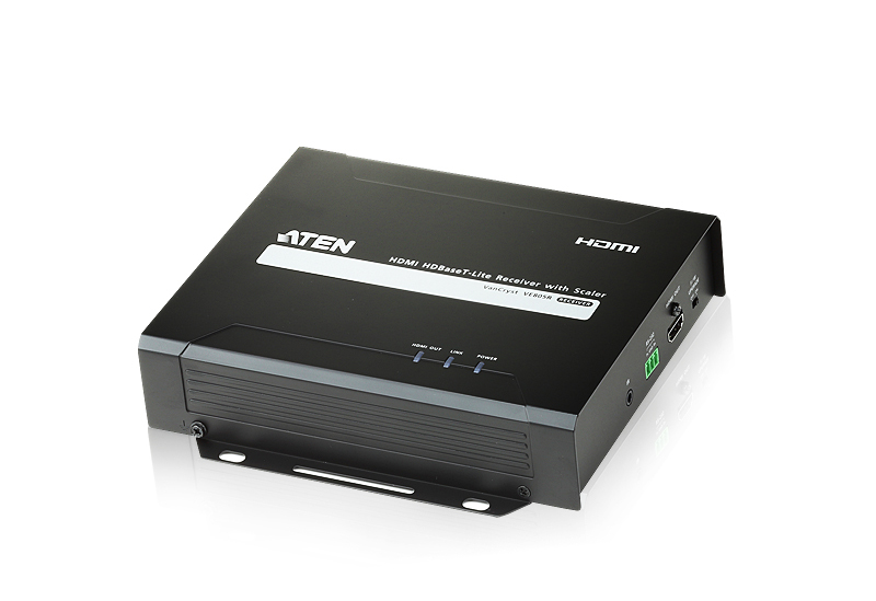 HDMI HDBaseT-Lite Receiver with Scaler (1080p@70m) (HDBaseT Class B)-1