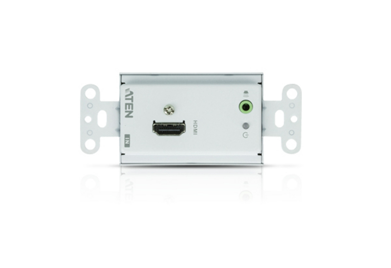 HDMI/Audio Cat 5 Extender Wall Plate (US) (1080p@40m)-3