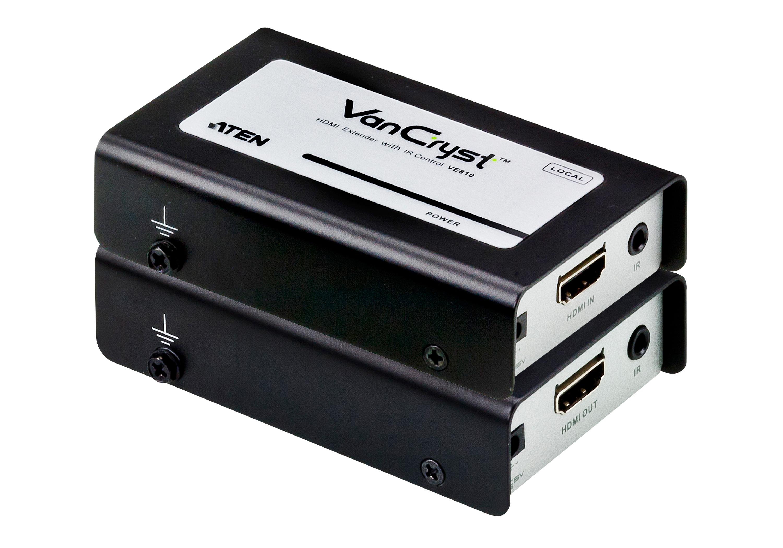 HDMI/IR Cat 5 Extender (1080p@40m)-1