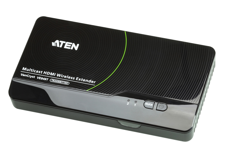Transmisor inalámbrico HDMI multidifusión (1080p a 30 m)-1