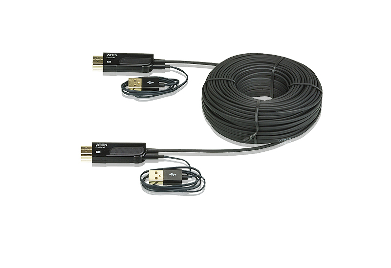 15m 4K HDMI Active Optical Cable-1
