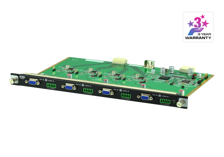 4端口VGA输入板卡-1