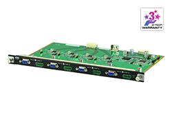 4-Port VGA Input Board