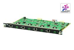 4-Port HDBaseT Input Board