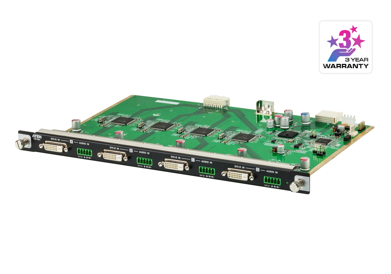 4端口DVI输入板卡-1