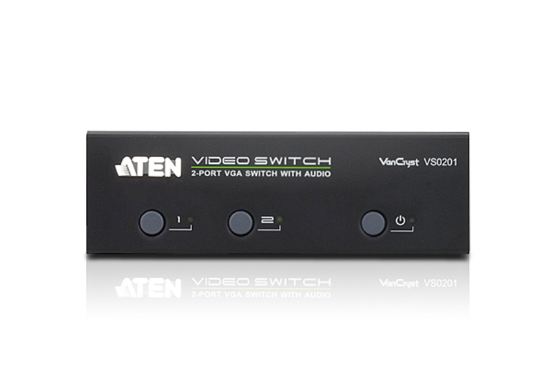 2-Port VGA/Audio Switch-3