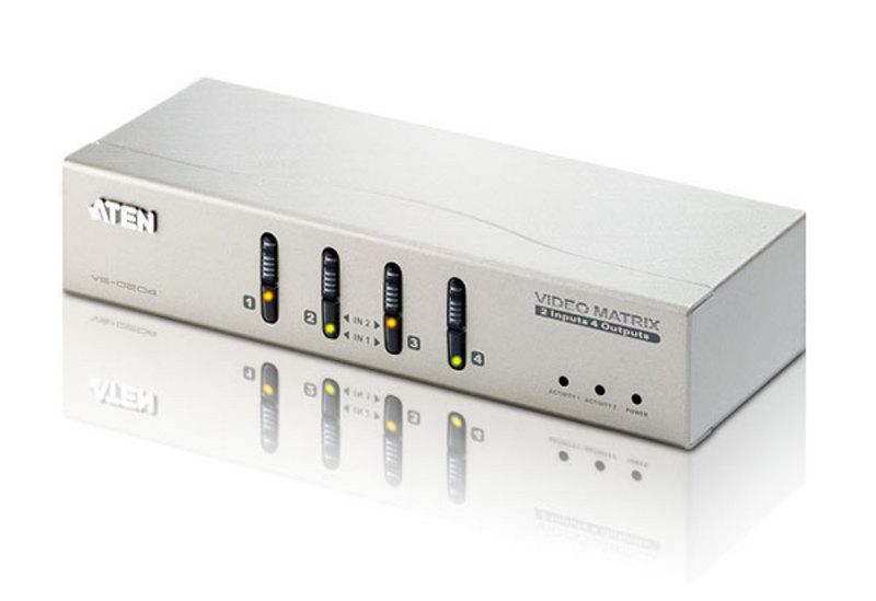 マトリックス型ビデオ分配器-1