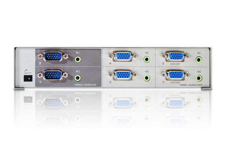 マトリックス型ビデオ分配器-2