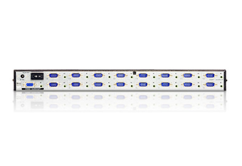 16-Port Video Switch-2