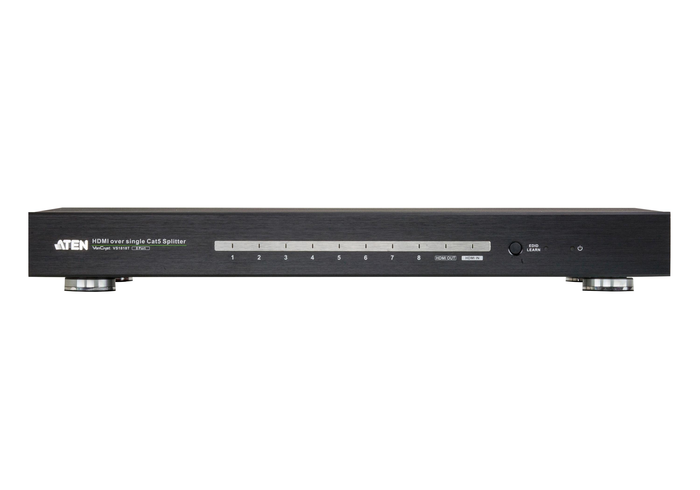8端口HDMI HDBaseT影音分配器 (HDBaseT A级)-3