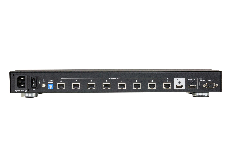 8端口HDMI HDBaseT影音分配器 (HDBaseT A级)-2