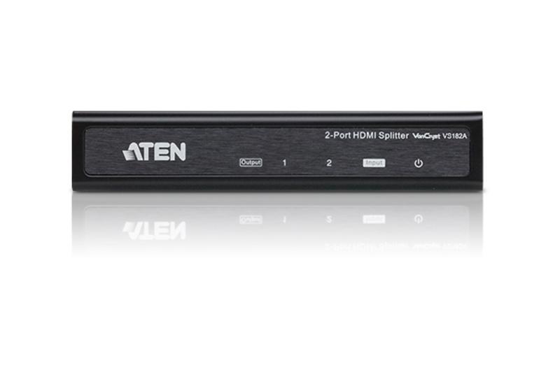 Repartidor 4K HDMI de 2 portas-3