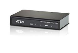 2端口4K HDMI影音分配器