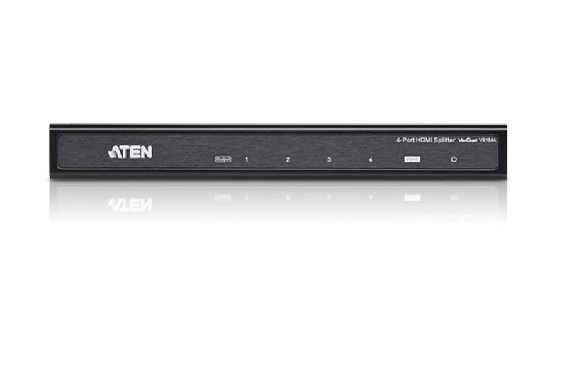 4端口4K HDMI影音分配器-3