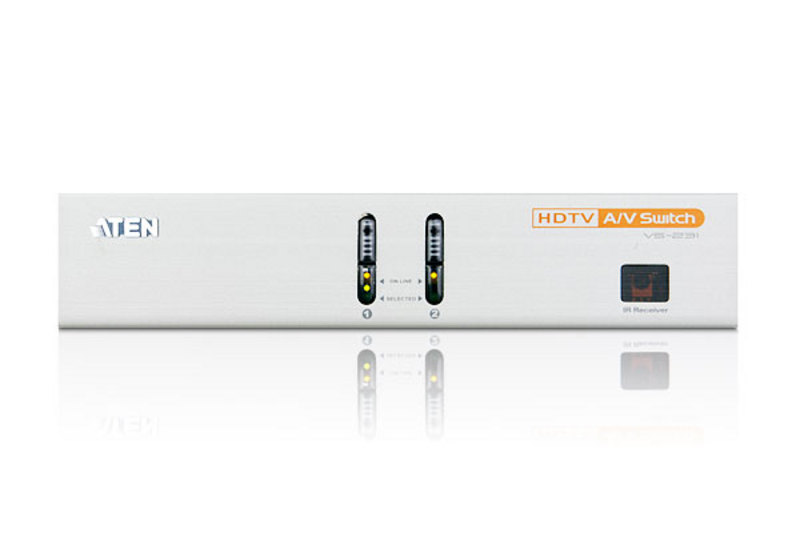 2端口HDTV影音切换器+音频功能-3