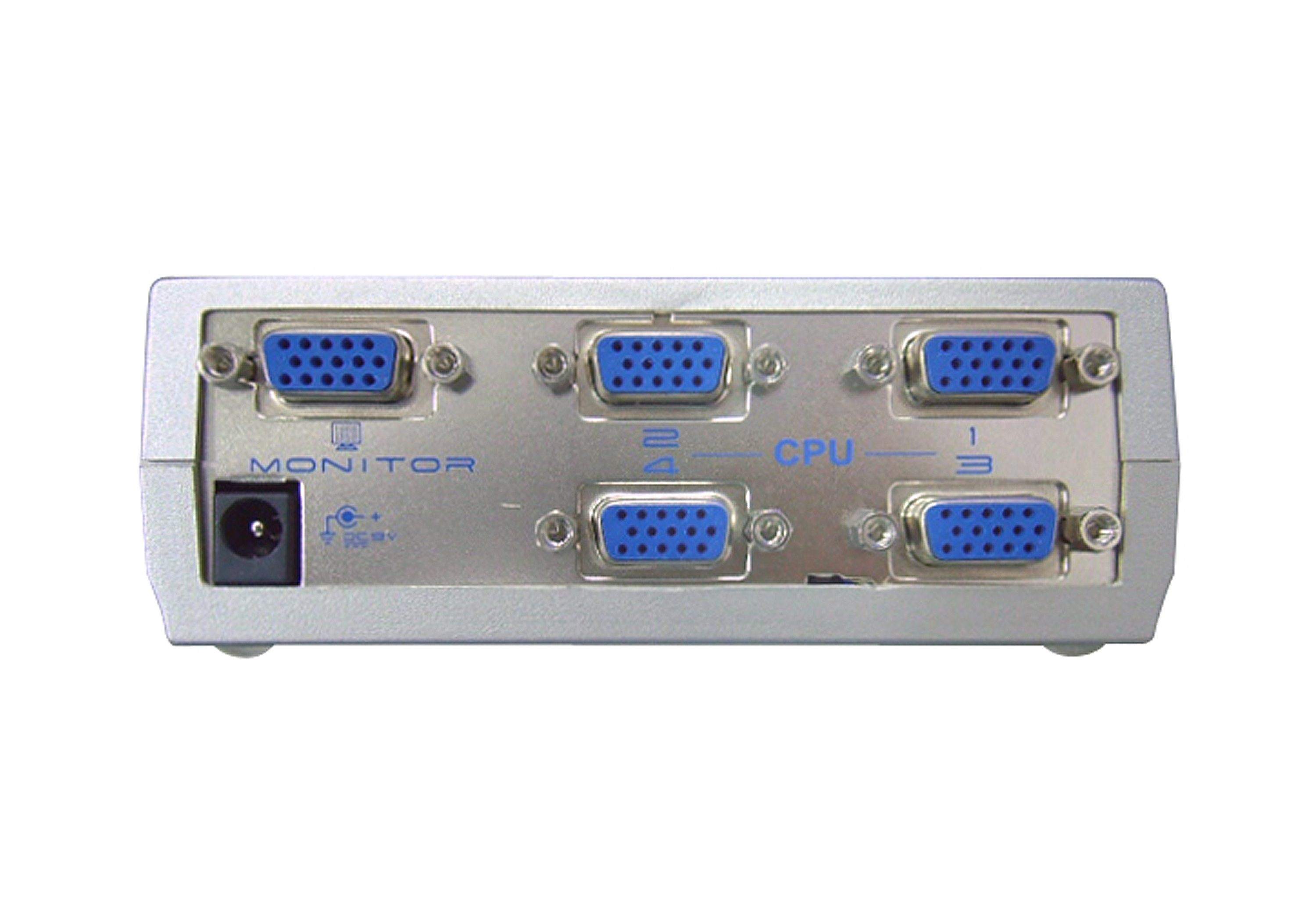 4-Port VGA Switch-2