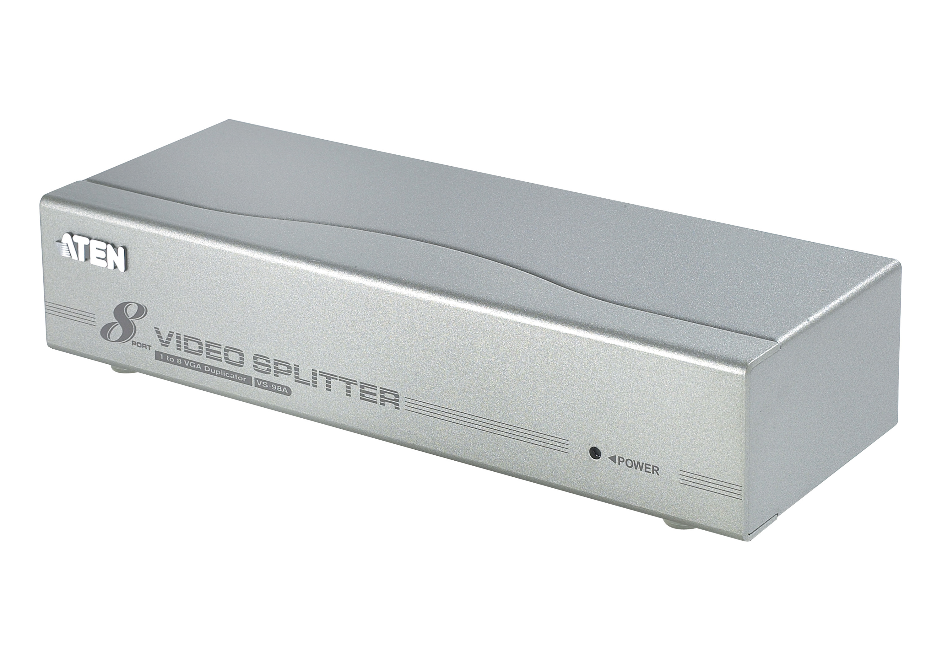 8-Port VGA Splitter (300MHz)-1