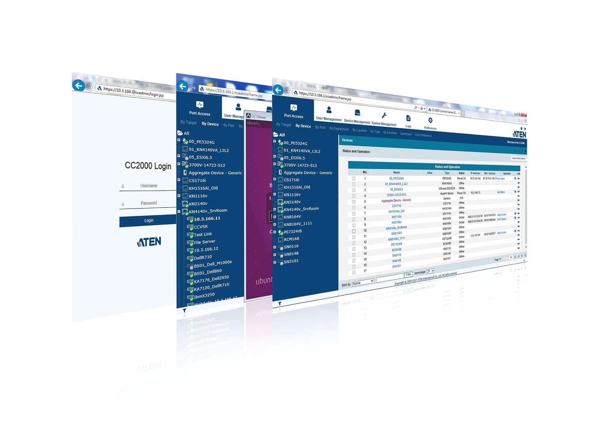 Centralized Management Software-1