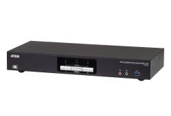 2-Port USB 3.0 4K DisplayPort Dual Display KVMP™ Switch