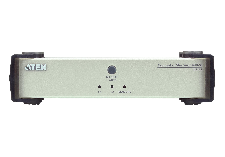 Dispositivo de Partilha de Computador DVI-3
