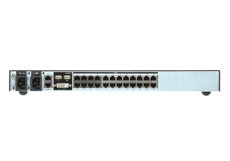 1ローカル/2リモートアクセス 24ポートカテゴリ5e IP-KVMスイッチ(バーチャルメディア対応、1,920×1,200)-2