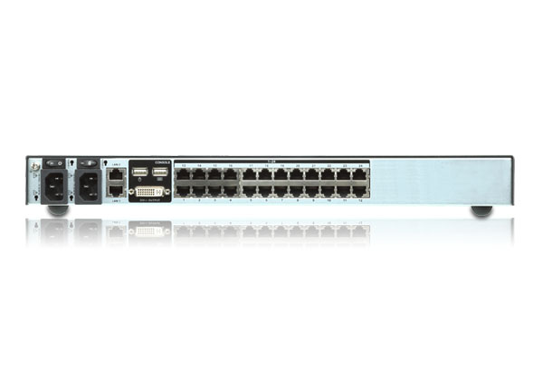1ローカル/4リモートアクセス 24ポートカテゴリ5e IP-KVMスイッチ(バーチャルメディア対応、1,920×1,200)-2